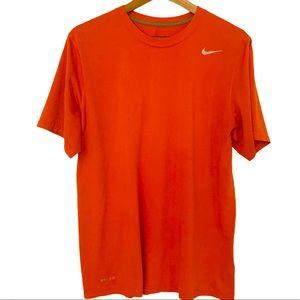 Nike DriFit Legend Short Sleeve T-Shirt Size Large